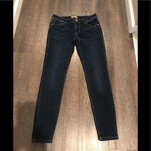CABI Midrise Skinny Jeans